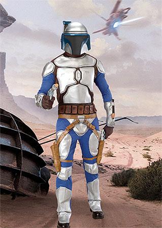 Мужской фотошаблон - Солдат звездных воин